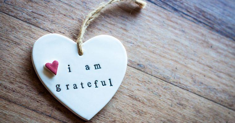 Build your Self Esteem – Part 2 – The Art of Appreciation