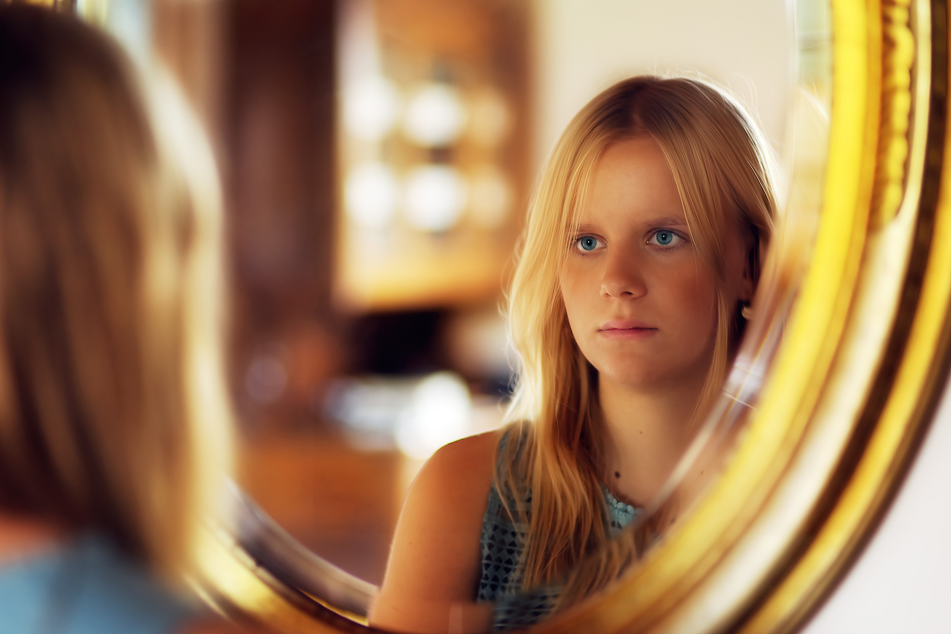 Learn where low self-esteem can come from