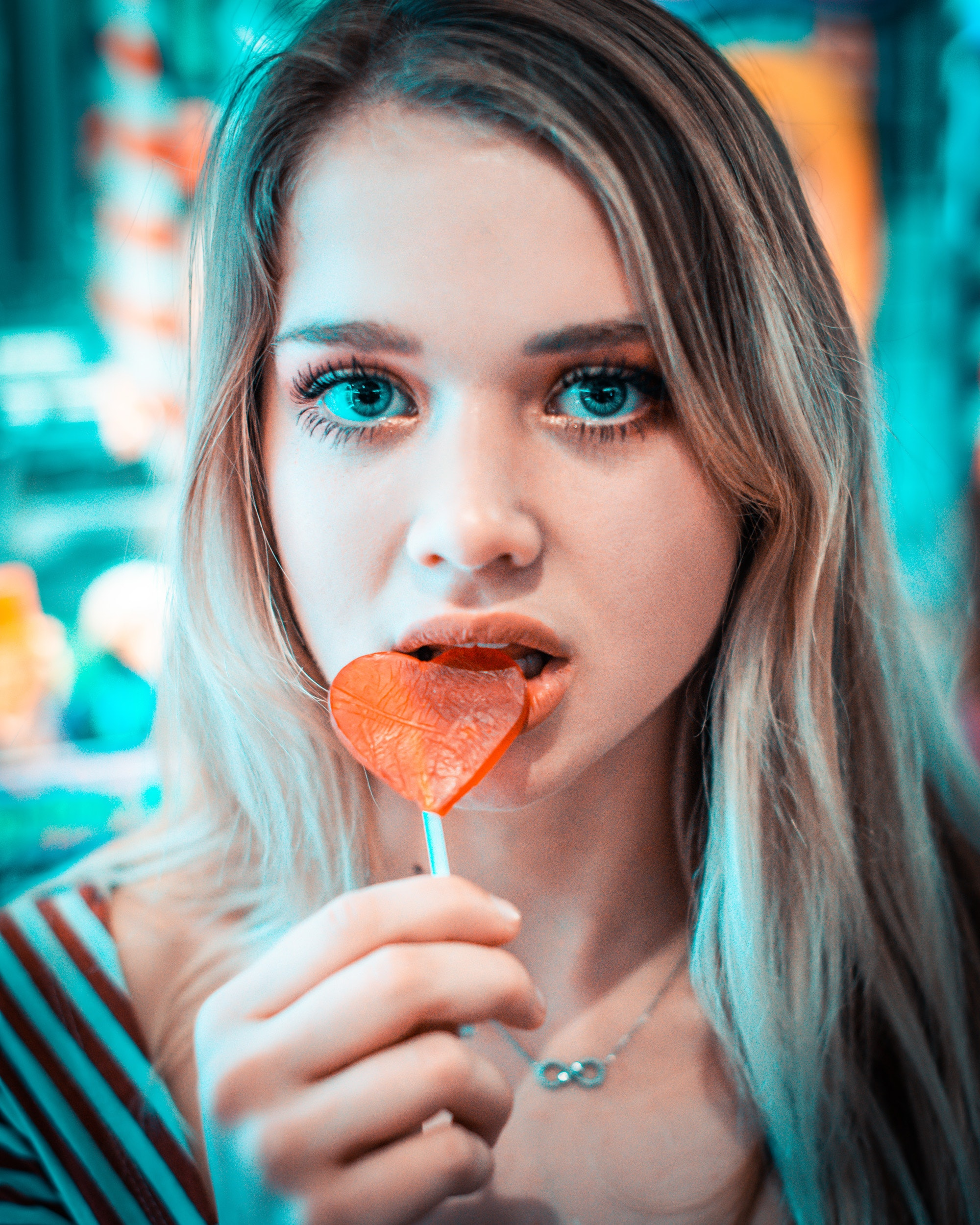 Eating Emotions or Meeting Them?